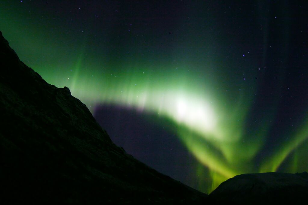 Nordlichter: northern lights lofoten stockshots no visitnorway com