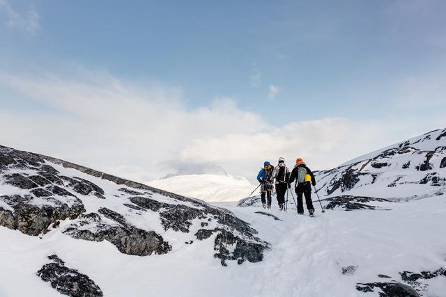 Aktivreisen: schneeschuhwandern rebecca gustafsson visit greenalnd