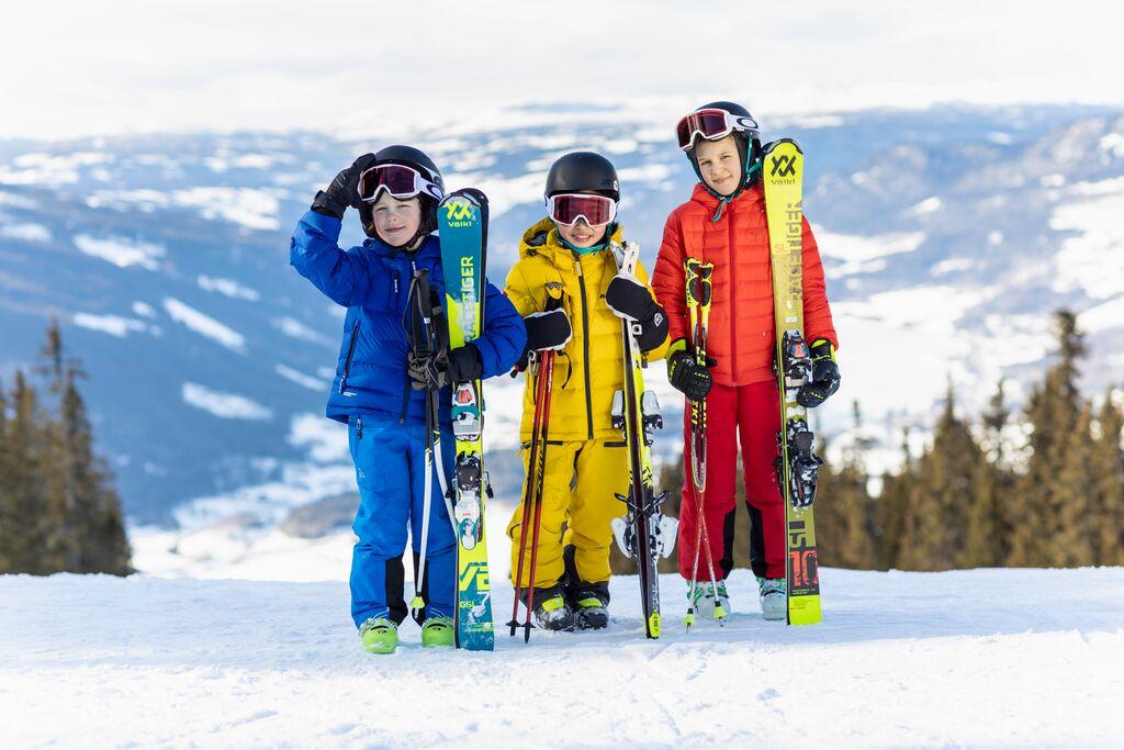 Winter: skiing crewc fredrik myhre visitnorway com