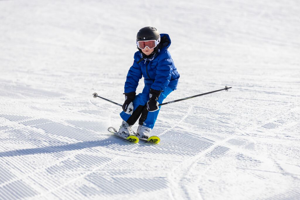 Winter: skiing fast fredrik myhre visitnorway com