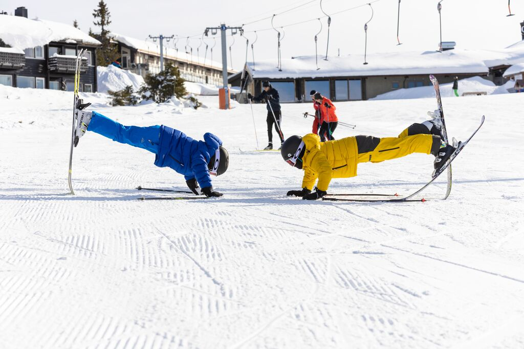 Winter: skiing func fredrik myhre visitnorway com