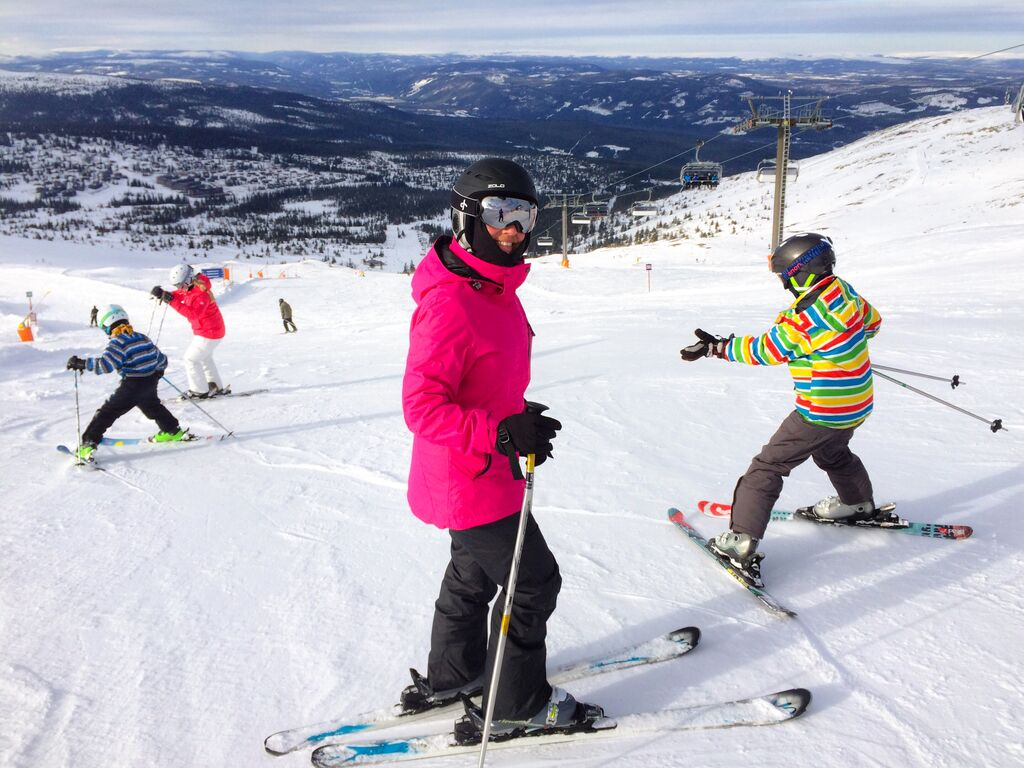 Winter: skiing in trysil foap visitnorway com