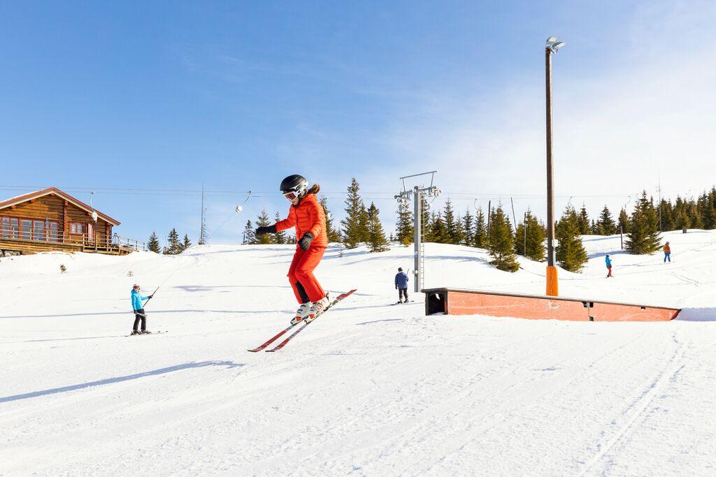 Winter: skiing park fredrik myhre visitnorway com