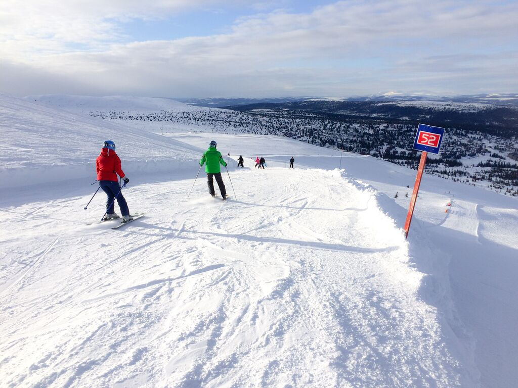 Winter: skiing trysil foap visitnorway com
