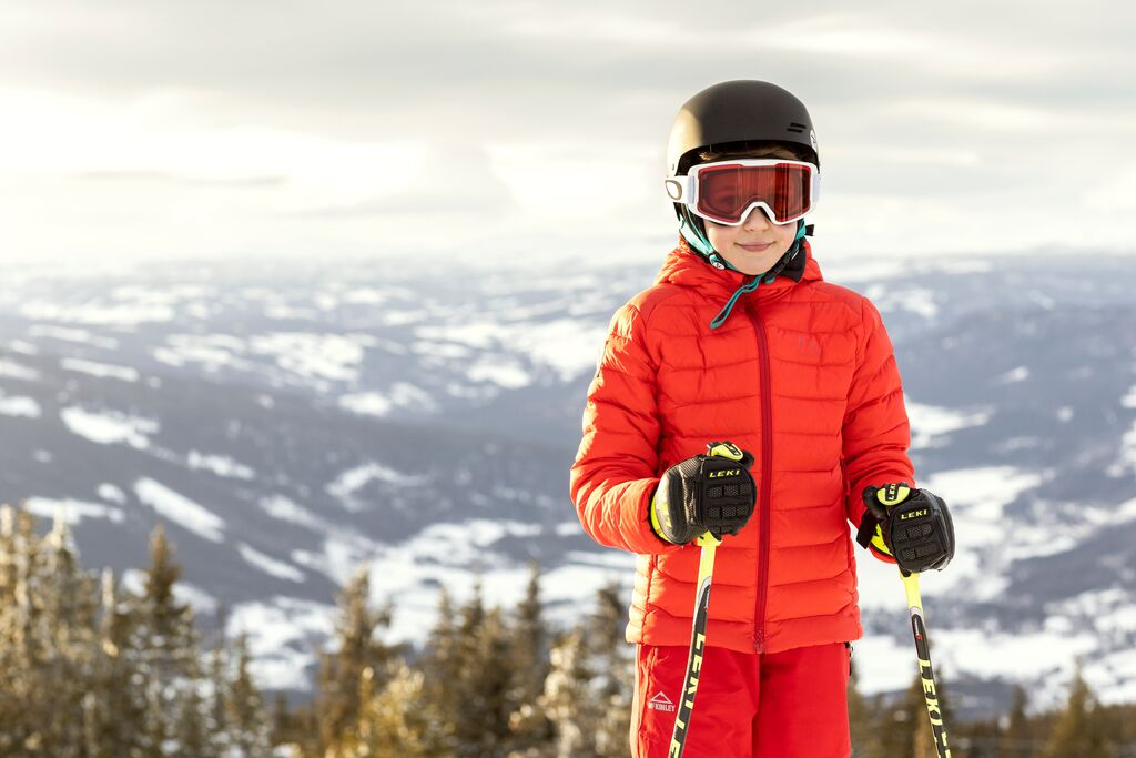 Winter: skiing waiting fredrik myhre visitnorway com