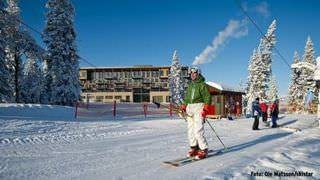 Winter: Park Inn Trysil Mountain