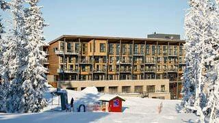 Winter: Park Inn Trysil Mountain Hotel