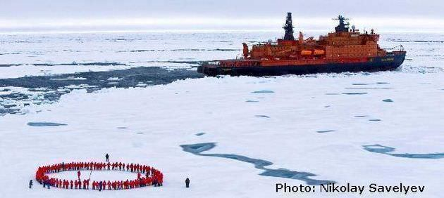 Expedition Zum Nordpol