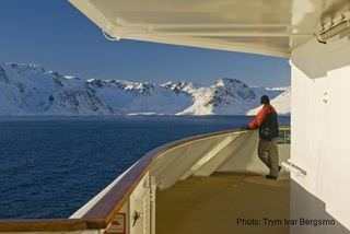 Hurtigruten: hr norwegen winter Trym Bergsmo