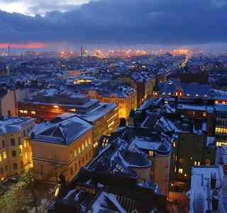 Silvesterkurzreise Helsinki