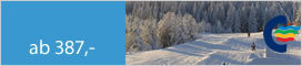 Color Line   Mini-Kreuzfahrt Oslo inkl. Hotel im Skigebiet