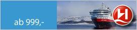 Hurtigruten Winter-Spezial 2016