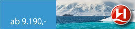 Hurtigruten BESTSELLER Abenteuer Antarktis - Erkundung des eisigen Kontinents 2021