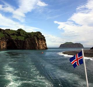 Island Polarlicht Expedition