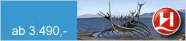 Hurtigruten  9-tägige Expedition rund um Island 2020