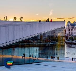 Städtereise Oslo