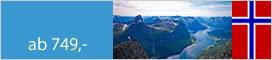 Rundreisen Autorundreise Wunderwelt der Fjorde