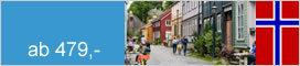 Städtereisen Städtereise in die Königsstadt Trondheim