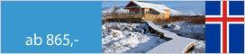 Winter    Ferienhaus-Idylle unter Nordlichtern