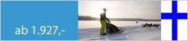 Winter   Lappland-Rundum-Sorglos-Paket Äkäslompolo