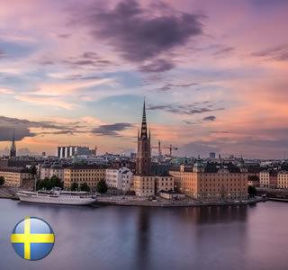 Große Schwedenrundreise