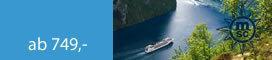 MSC   8 Tage Norwegische Fjorde 2019