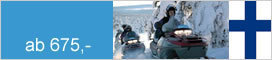 Winter  Kurztrip nach Muonio