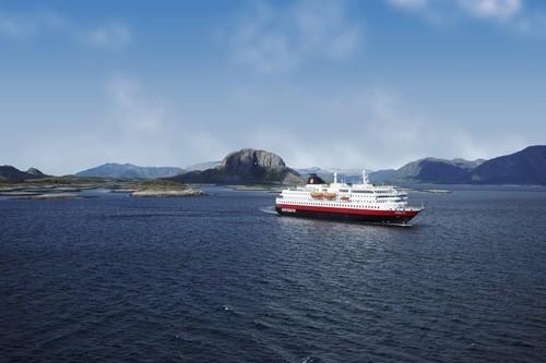Hurtigruten - Havila: nordlys fuglefjellet hurtigruten