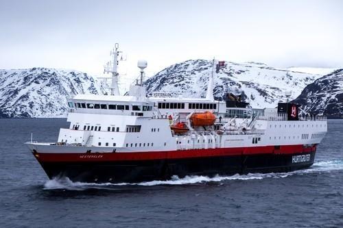Hurtigruten - Havila: vesteralen bernd crause guest image hurtigruten